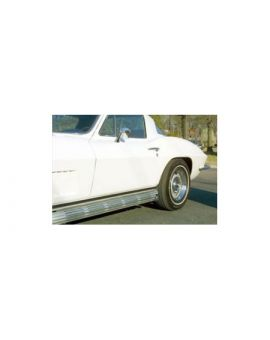 "1963-1965 Corvette 327 2 1/2"" Side Exhaust Package"