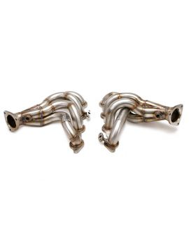 """00 BBE """"Shorty"""" Exhaust Headers (Carb Legal)"""