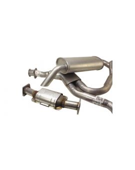 1976-1977 Corvette Exhaust Package