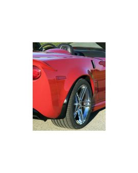 06-13 Cpe Z06 Style ACI Replacement Rear Quarter Panels (Hand Laid)