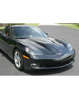 2005-2013 Corvette ZR1 Replica Hood (w/o Window Option) (RTM)