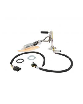 63-67 Holley Gas Tank Fuel Pump & Sending Unit Module (255LPH)