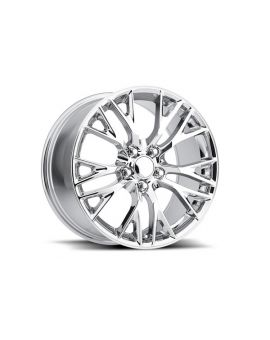 "15-18 ""Z06 Style"" Chrome Wheel Set"