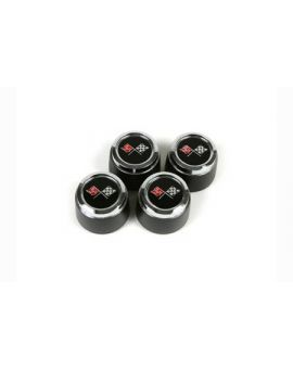 73-79 Aluminum Wheel Center Cap Set (Default)