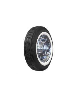 "61 670-15 Firestone Tire - 2 1/4"" Whitewall"