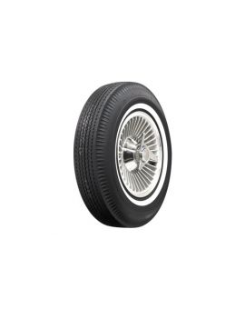 "62-64 670-15 Firestone Tire - 1"" Whitewall"