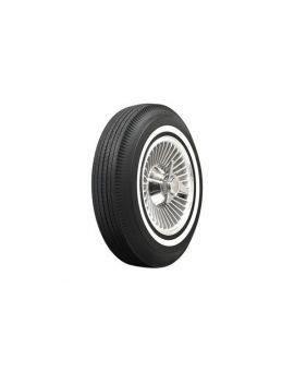 "62-64 670-15 BF Goodrich Tire - 1"" Whitewall"