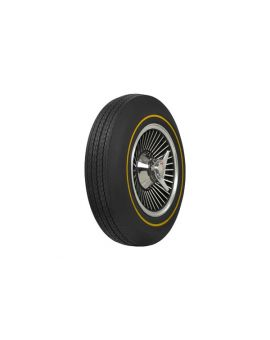 65-66 775-15 Firestone Tire - Goldline