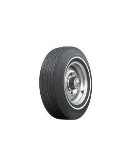 """68-72 F70-15 Firestone """"Wide Oval"""" Tire - Whitewall"""