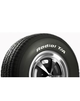 68-72 BF Goodrich T/A Radial Tire (215/70-15)