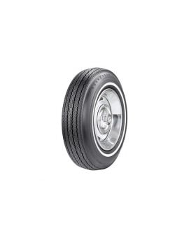 "65 775-15 Goodyear Power Cushion Tire - 7/8"" Whitewall"