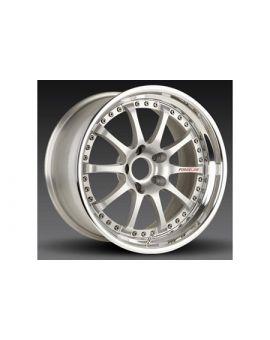 """2006-2013 Corvette Z06/ZR1 Forgeline ZX3S 3-Piece Competition Alloy Wheels (19""""x10""""/20""""x12.5"""")"""