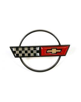 1988-1989 Corvette Wheel Center Cap Emblem