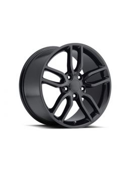 "05-18 ""Z51 Style"" Gloss Black Wheel Set (19x8.5""/20x10"") (Default)"