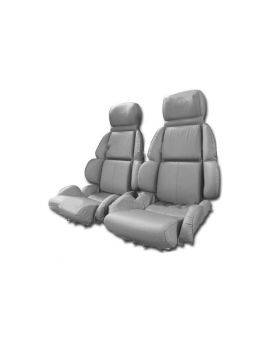 89-92 STD Mounted Seat Covers & Foam (Leather-Like)
