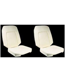 59-60 Seat Foam Cushion Set (Replacement)