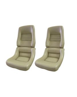 78 Pace & 79-82 Mounted Seat Covers & Foam (Original Style)