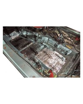 68-82 Dynamat Xtreme Floor Sound Deadening Kit