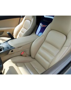05-11 STD Seat Cover Set (100% Leather)