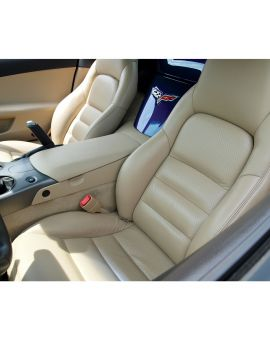 05-11 Sport Seat Cover Set (100% Leather)