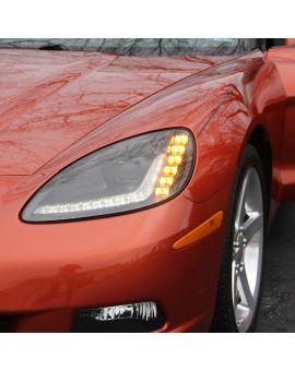 05-13 Morimoto XB LED Headlights w/Driving Lights