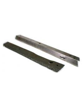 """75-77 48"""" Frame Rail Repair Kit - Technical Diagrams"""