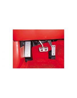 1997-2013 Corvette Aluminum Gas & Dead Pedal Set