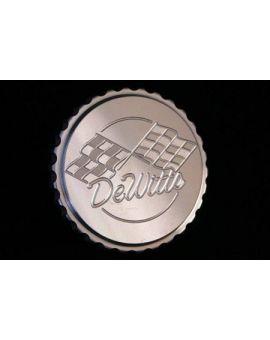 53-13 Dewitt's Billet Aluminum Radiator Cap - Gripper (Default)