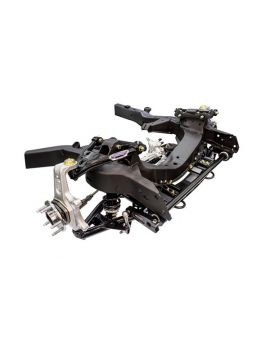 63-82 BBC DSE SpeedRay Front Suspension (Fabricated, Non-Adjustable, 650lb/in Springs)