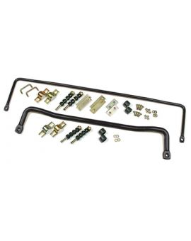 1963-1982 Corvette Sway Bar Kit (Front & Rear)
