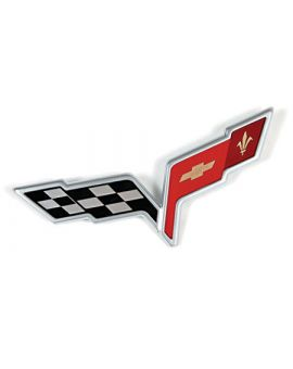 2005-2008 Corvette Rear Bumper Emblem