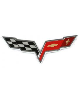 2008-2013 Corvette Rear Bumper Emblem