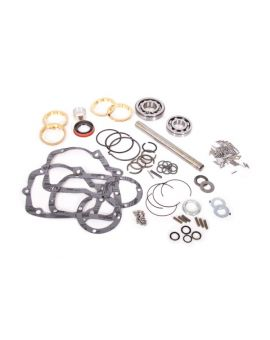 63L-65E 4-spd Muncie Transmission Rebuild Kit (LH Speedo)