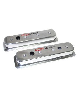86-91 Polished Aluminum Valve Covers