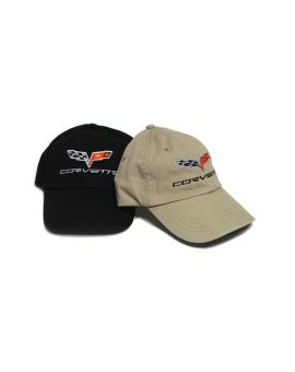 C6 Embroidered Corvette Hat