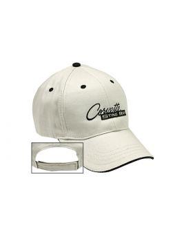 C2 Corvette Heritage Stone Cap