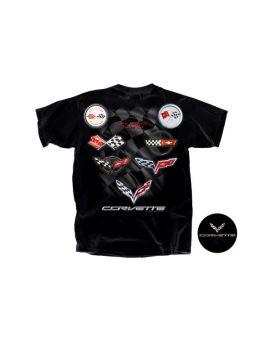 The Legend Lives On Corvette T-Shirt