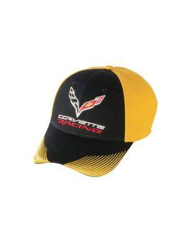 C7 Corvette Racing Sharp Ride Cap