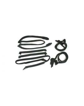 84-89 Cpe Body Weatherstrip Kit (6PC) (U.S. Made) (Default)