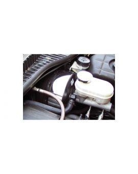 1997-2013 Corvette Stainless Brake Booster Cover