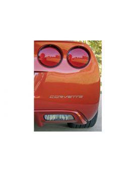 "2005-2013 Corvette ""Corvette"" Dash/Rear Bumper Acrylic Letters"