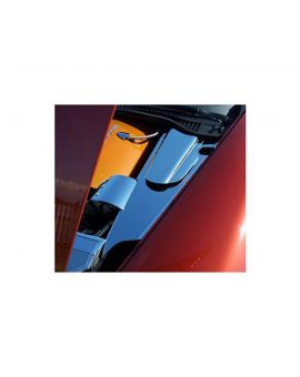 05-13 LS2/LS3 Stainless 4pc Inner Fender Covers