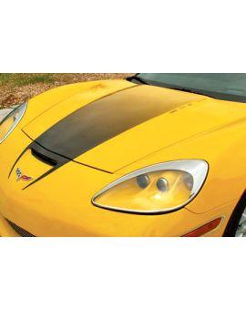 2005-2013 Corvette Hood Fade Graphic