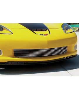 2006-2013 Corvette Z06/GS Polished Aluminum Billet Grill