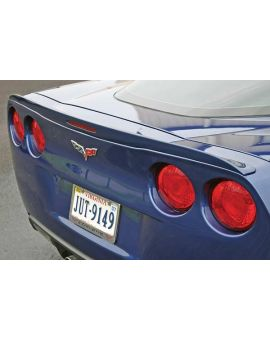 2005-2013 Corvette GM Rear Racing Spoiler