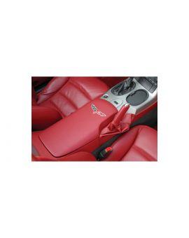 2005-2013 Corvette Embroidered Console Door