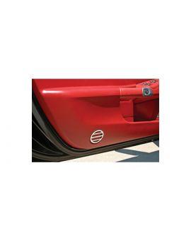 2005-2013 Corvette Door Panel Reflector Covers