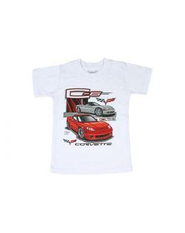 Kids C6 Corvette T-Shirt