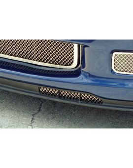 2006-2013 Corvette Z06/GS Laser Mesh Stainless Air Dam Grills