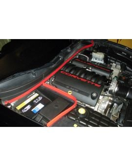 1997-2004 Corvette Colored Underhood Weatherstrip Kit